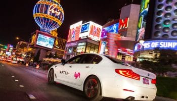 Aptiv-Lyft Vehicle Autonomous Technology – Las Vegas