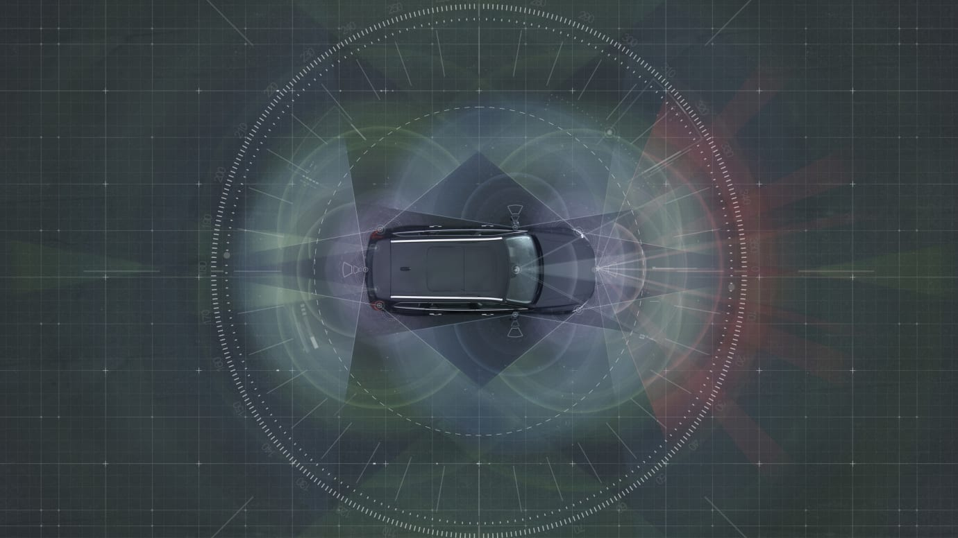 Volvo-Luminar-selvkørende-biler