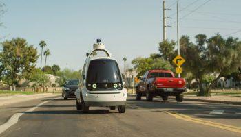 Nuro-Arizona-selvkørende-robot