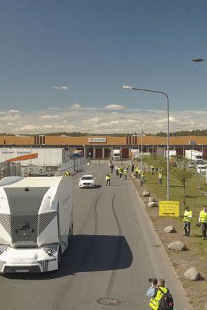 Einride-selvkørende-lastbil-jönköping
