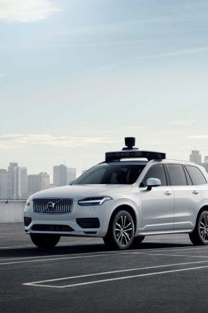 Volvo-uber-selvkørende-basisbil